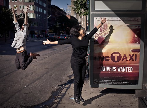 Jump if you are watching Drivers Wanted on iTunes tonight!!! | by joshuazweinstein