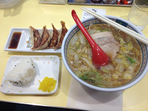 Dinner in Osaka | by MatthewW
