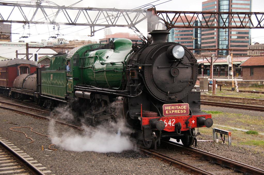 3642 11/6/11 by class400railcar
