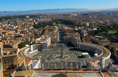 St. Peter's Basilica | by Seba's ColourOlogy