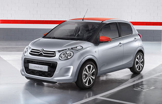 Citroen new C1 @ Geneva 2014