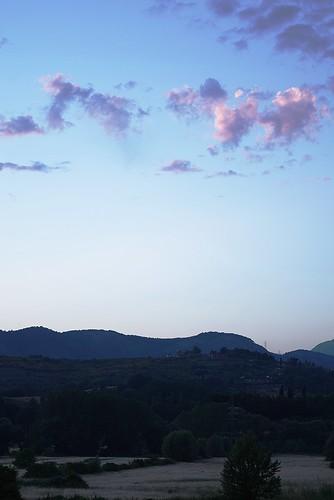 pentax k5 vertical light colors sky clouds countryside summer lazio landscape italy explore stefanorugolo
