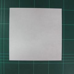 การพับกระดาษเป็นฐานนกอินทรี (Origami Eagle) 002