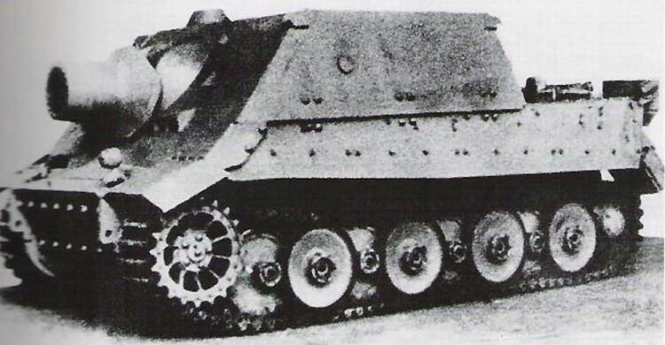 Sturmtiger prototype