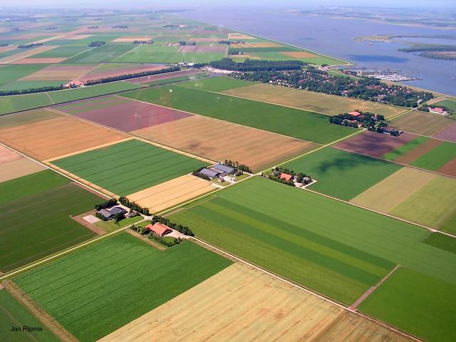 Dronten - Ketelweg 7,13,12 en 14 - Ketelhaven - Jachthaven - IJsseloog - Ketelmeer - Komeco Mestdrogerij