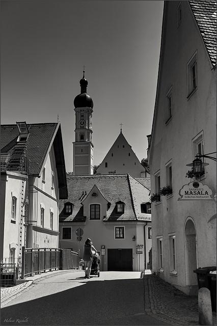 Über den Mühlbach