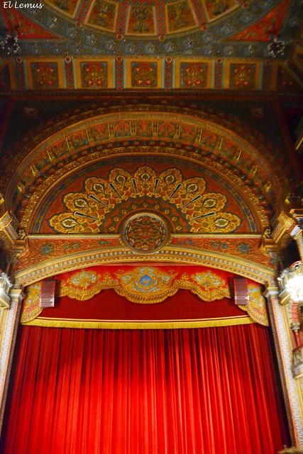 Teatro Juaréz-Guanajuato,Gto.Mexico Foto:El Lemus