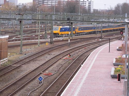 een traxx te Rotterdam CS | by TimF44