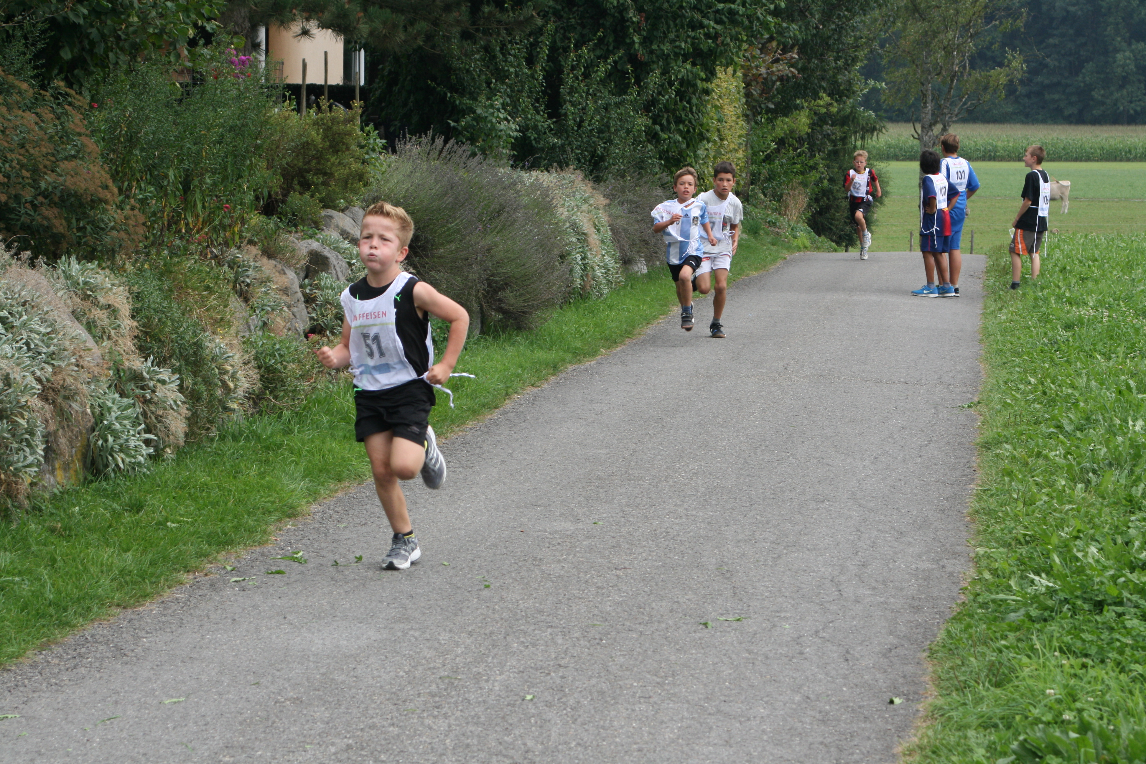 SCS Geländelauf 2016