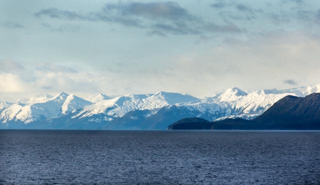 More great Alaskan scenery
