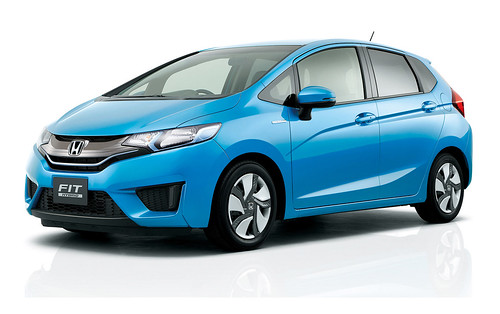 2015 Honda Fit Hybrid Japanese Model (7) - SMADEMEDIA.COM MediaGalleria Photo