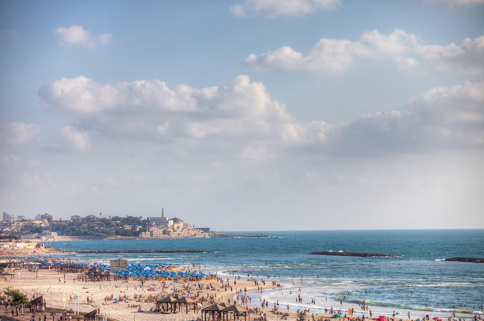 Tel Aviv_ Jaffa_Beach _  Dana Friedlander_IMOT