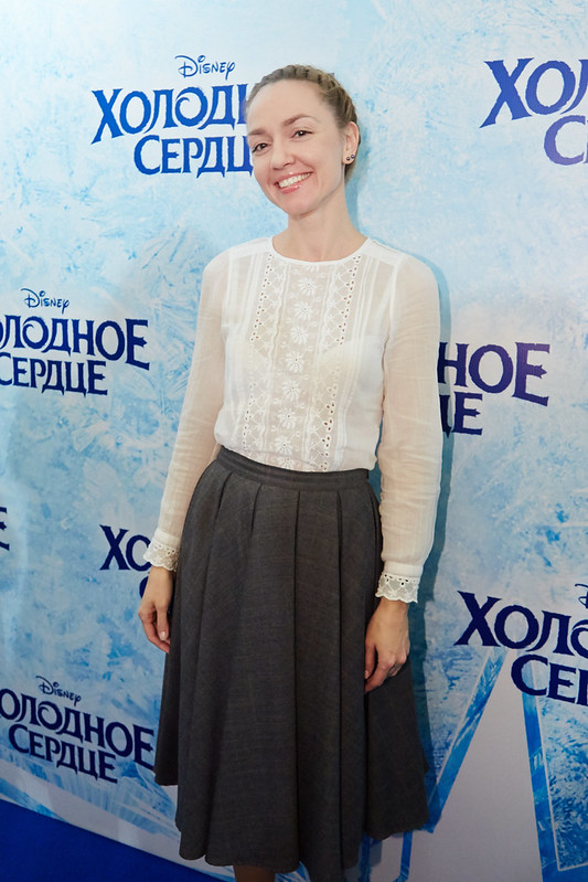 FROZEN_Moscow Premiere_Anna Buturlina_1