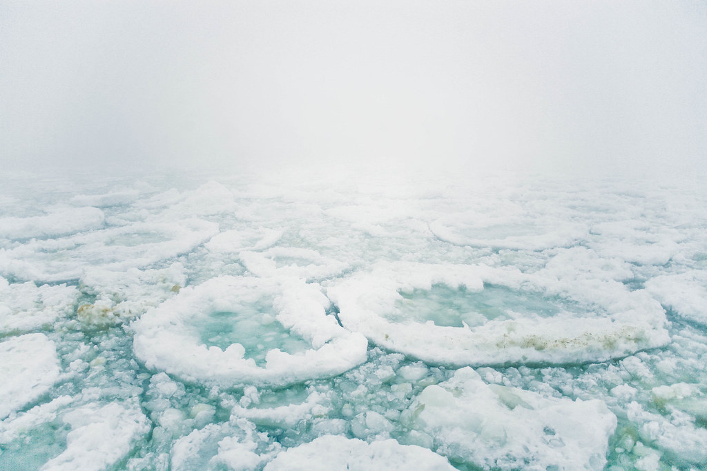 Lake Michigan // Winter