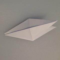 วิธีพับกระดาษเป็นรูปนกกระเรียน 008
