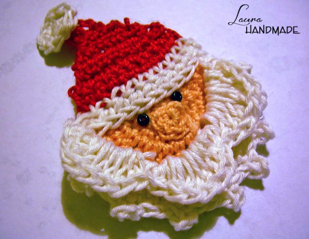 Babbo Natale fatto a mano, babbo Natale ad uncinetto, Addobbi natalizi,  pensierino di Natale, amigurumi, giocattoli per bambini, Addobbi  artigianali | Fatto a mano, Giocattoli bambino, Uncinetto | 791x1023