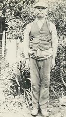 Fred Self, c 1930.