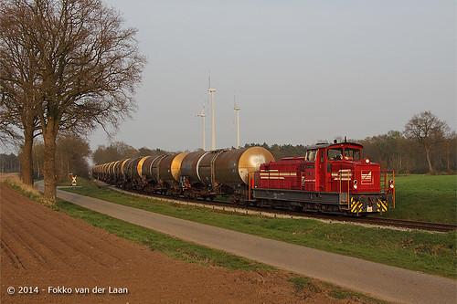 BE D22   by Fokko van der Laan