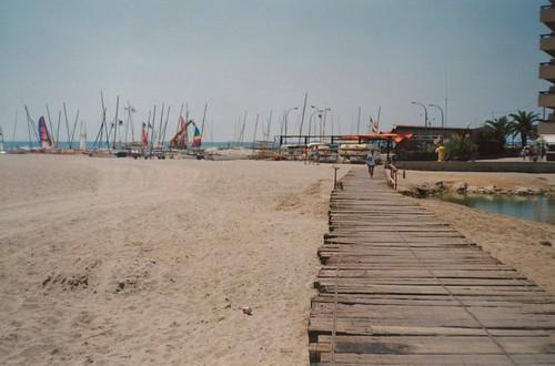 Vista del varador, 5/ago/94