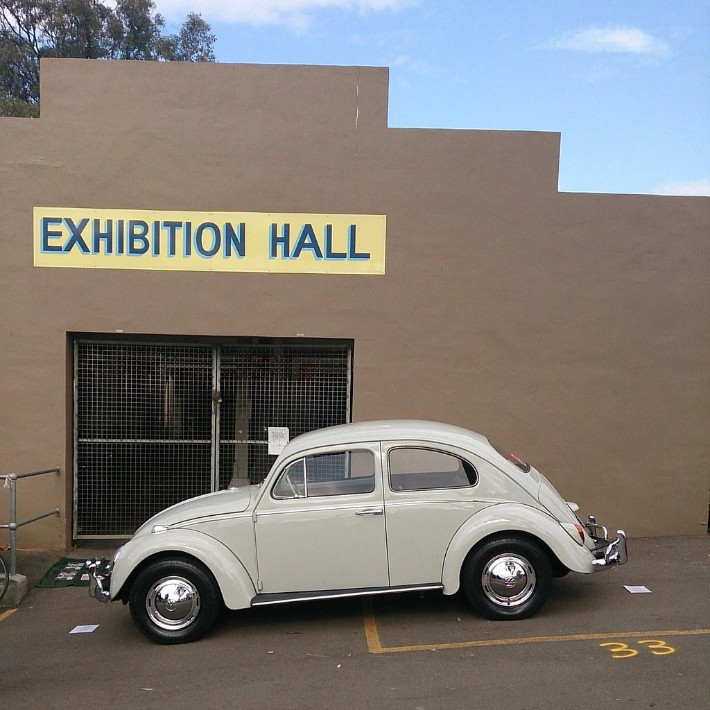 BUG - Prairiewood, NSW.