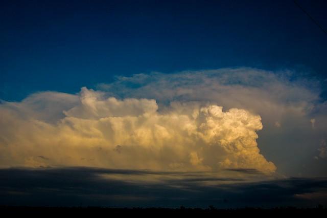 060708 - Strong Nebraska Thunderstorm Cells! (Remastered)