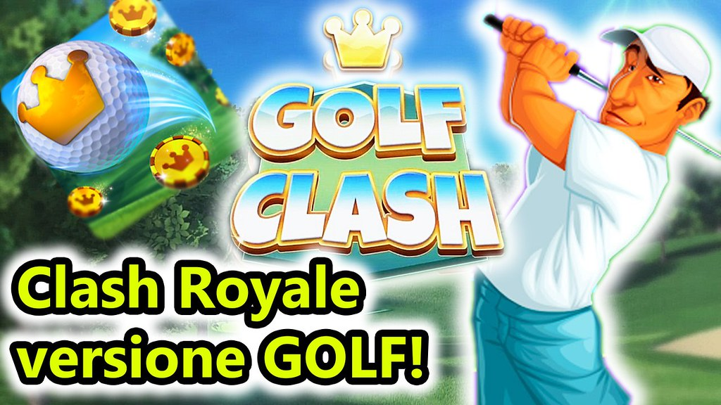 Golf Clash - Versione GOLF di Clash Royale! - Android
