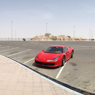 Jebel Hafeet Road Approved! #jebelhafeet #458 #ferrari #458italia #458spider #458italiaspider #iamthespeedhunter #dubai #uae | by Miguel Gonçalves (MadMigMR2)
