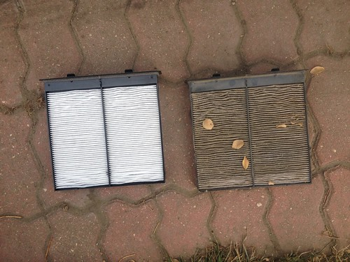 Cabin Air Filter Change | by Ryan Gsell