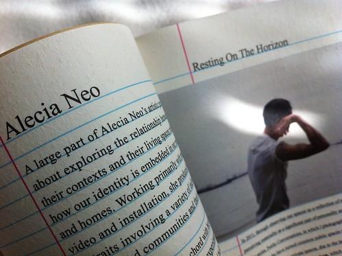 Artitute - Art Booklet 01 - Alecia Neo