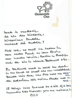 Farewellmessage from Mayor Eppo van Veldhuizen
