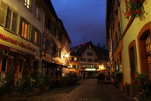 Rue des moulins - Petite France