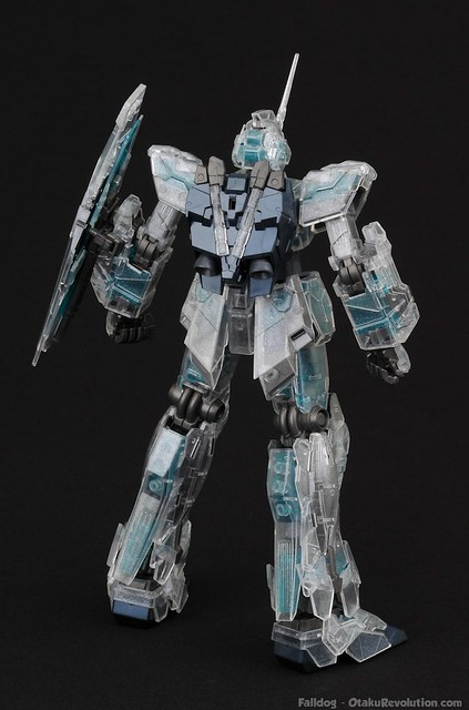 MG Clear Full Armor Unicorn - Snap Fit 19