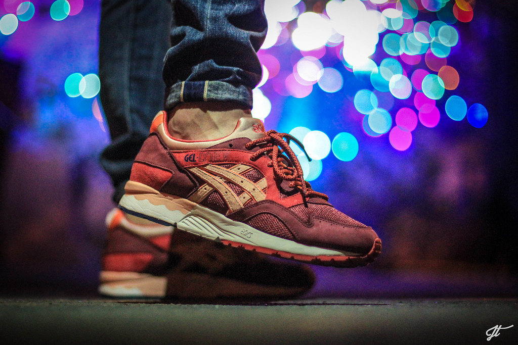 top fashion 2e83b bbcc4 Asics Gel Lyte V x Ronnie Fieg