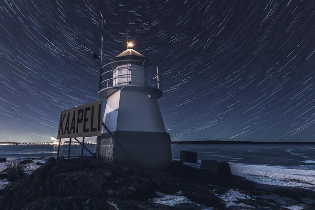 Siilinkarin majakka - Siilinkari lighthouse