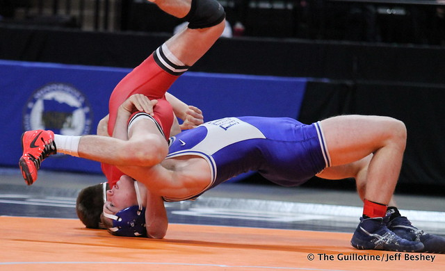 145AAA - 3rd Place Match - Austin Braun (Woodbury) 39-7 won by decision over Tyler Shilson (Centennial) 40-3 (Dec 6-5)
