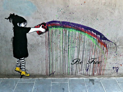 Street art in Melbourne, Australia   by atlai