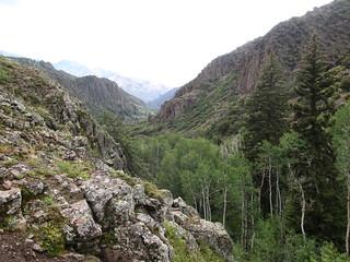 Man, Woman, Wild, Left Hand Fork Canyon, Near Monroe, Utah | by Ken Lund