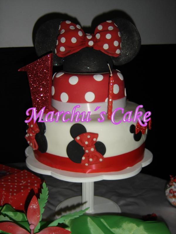 Torta decorada -Minnie- | Marchus Cake | Flickr