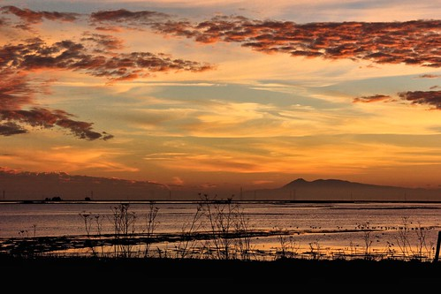 sunset northerncalifornia mounttamalpais napacounty greenislandroad napasonomamarshes