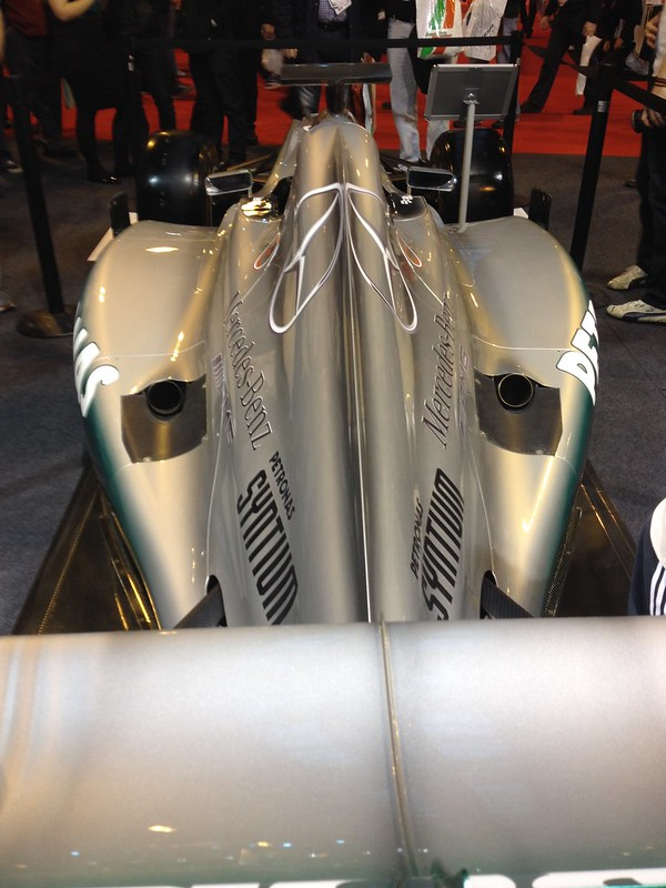 The Autosport International Show 2014