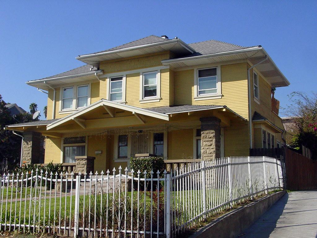 04c - Keim Residence - 2033 La Salle Ave ((E) - West Adams H… - Flickr