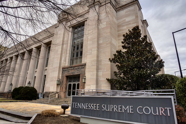 Tennessee Supreme Court and Post Office, Knoxville, Tennessee