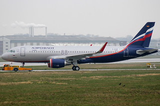 A320 D-ACXAE MSN 6044 Aeroflot | by Aviation Photography thanks for 2.5 Mio views