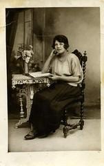 Marie-Louise Sacoumen