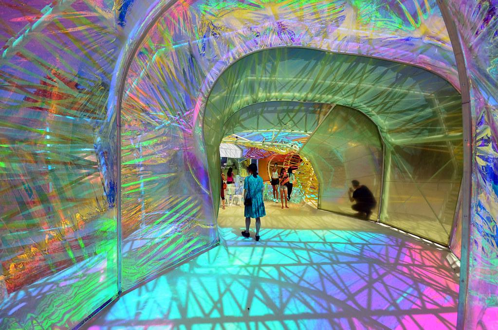 About >> Serpentine Pavilion 2015 / V   Architects: SelgasCano Studio…   Flickr