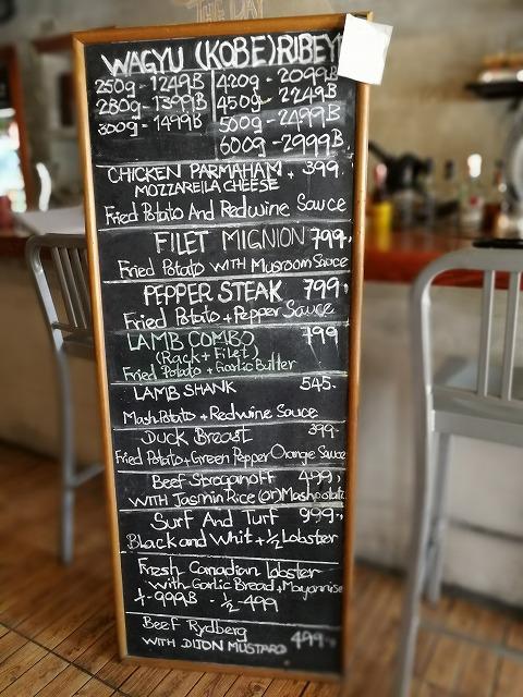 <p>オーストラリアから輸入されている和牛 神戸牛のリブアイステーキとフィレステーキを注文しました</p>