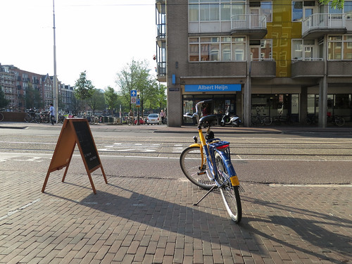 An OV-chipkaart with OV-fiets is all you need in NL to get around. | by illustir