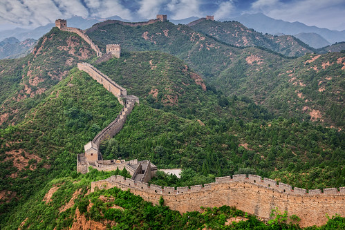 Great Wall_3 | by S. Peterson
