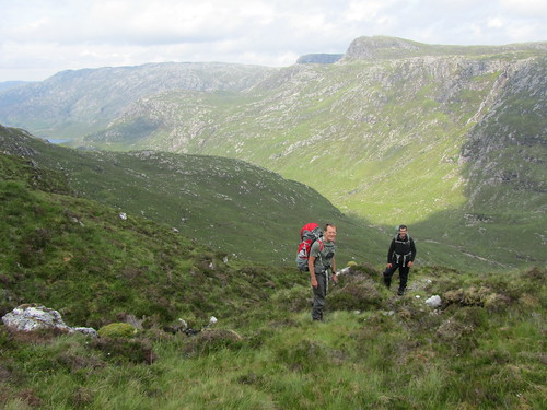 Descending into Glen Coul | by Guy R