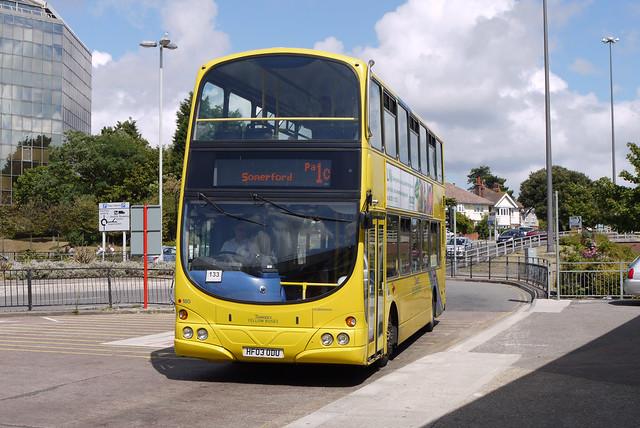 Transdev Yellow Buses 180 (HF03ODU)